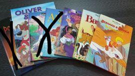 Comics, Science fiction, Fantasy, Abenteuer, Krimis, Western - Große Classic Walt Disney Kinderbücher