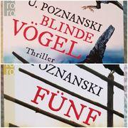 2 Bücher von URSULA POZNANSKI