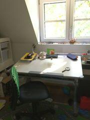 Kinder-Schreibtisch mit Schreibtisch-Stuhl