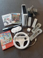 Nintendo Wii Konsole inkl 3