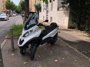 2018 Piaggio mp3 500 LT