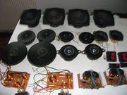 Lautsprecher für Boxen Selbstbau
