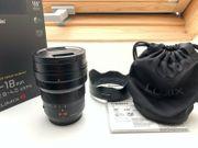 Panasonic LUMIX Leica DG VARIO-ELMARIT