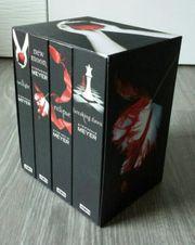 Twilight-Saga-Box Englisch