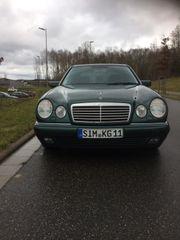 Mercedes Benz E Klasse Typ