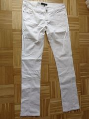 Hose Jeans Jeansstil dünnerer Stoff