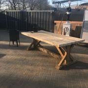 Gartentische Holztische sitzgarnitur banke stuhle