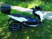 Honda Forza 125 ccm mit