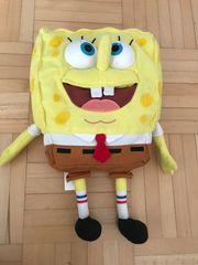 lachende SpongeBob Schwammkopf