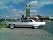 Oldtimervermietung Cadillac Bj 69