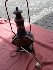 Laterne - Lampe - SteamPunk Style - Helloween -