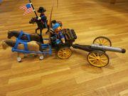 Playmobil 5249 - Kavalleriewagen mit Kanone