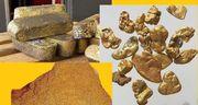 LIZENZ zum Goldankauf Rohgold