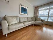 große komplette Design Couch-Garnitur von
