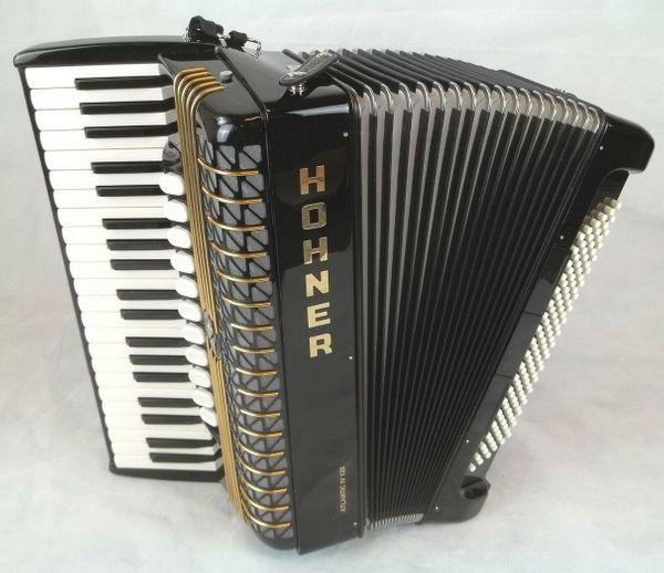 HOHNER ATLANTIC IV 120 Piano