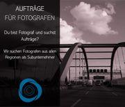 Fotografen als Subunternehmer gesucht