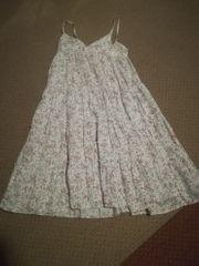 Mädchenkleid Sommer Gr 128 134
