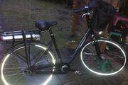 E bike batavus pedelek