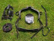 PONY Pferdegeschirr Einspännergeschirr verschiedene Teile