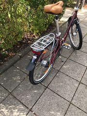 Herren Fahrrad Klapprad oder Damen