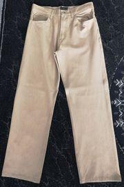 Gucci Jeans 881 Hose braunbeige