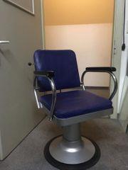 Friseurstuhl 50er Jahre Stylischer Stuhl