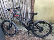 MTB Fully-Carbon