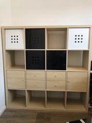 Ikea Kallax Regal Schrank 4x4
