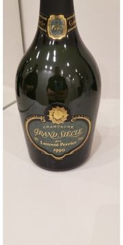 CHAMPAGNER LAURENT PERRIER GRAND SIECLE
