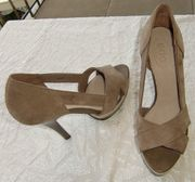 ESPRIT High-Heels - Pumps - hellbraun braun -