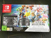 Nintendo Switch mit 30 Spielen