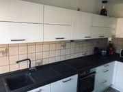 Einbauküche weiß hochglanz