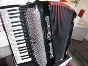 Akkordeon 5- chörig- italienisch neuwertig