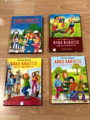 Karo Karotte - 4 Bücher aus