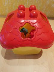 Steckspielzeug für Kleinkinder 1 30
