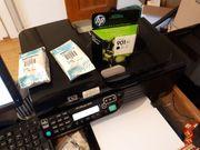HP Officejet 4500 Tintenstrahldrucker mit