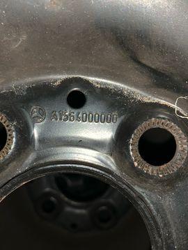 Bild 4 - Mercedes Winterräder für GLA X156 - Wörth