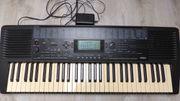 Keyboard Yamaha PSR-420 - Gut erhalten -
