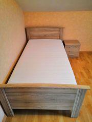 Einzelschlafzimmer auch als Jugendzimmer in