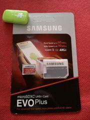 Samsung SD Micro SD 256