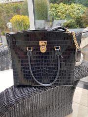 Handtasche Michael Kors in Schwarz