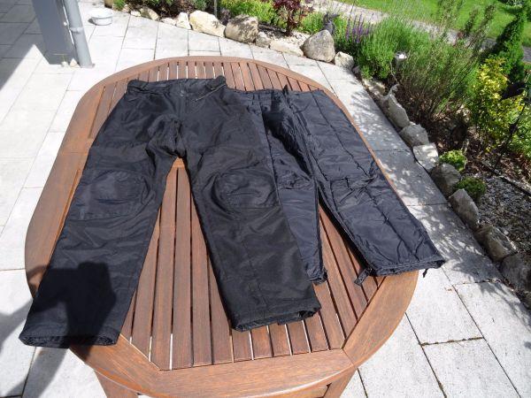 Motorrad Biker Hose Textil neuwertig