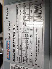 Computer Netzteil Power LC420H - 420