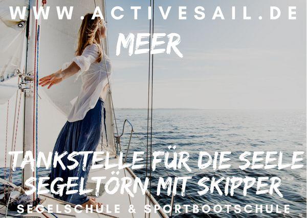 Segeltörn mit Skipper 1 Woche