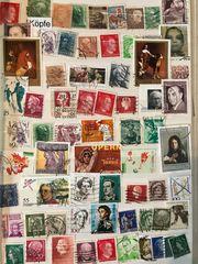 Briefmarken diverse