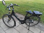 Fischer E-Bike City Proline Alu-Elektro-Fahrrad