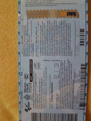 Ticket MotoGP 14 -15 09