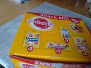 Tausche Snack box Pedigree gegen