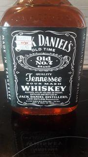 Alte Jack Daniels Flasche c