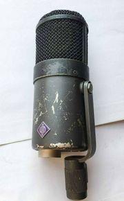 Neumann U47 FET i Mikrofon
